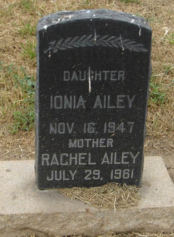 Ionia Ailey