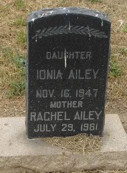 Rachel Ailey