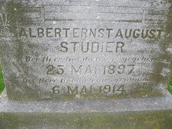 Albert August Studier