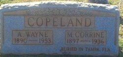 M. Corrine <i>Hall</i> Copeland