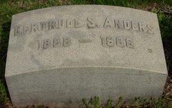Gertrude S. Anders