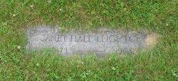 Janet Louise <i>Hall</i> Leighton