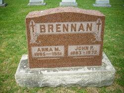 Anna M Brennan