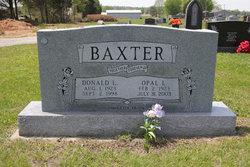 Opal Louise <i>Stephens</i> Baxter