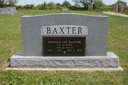 Donald Lee Baxter