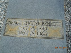 Pierce Eugene Bennett