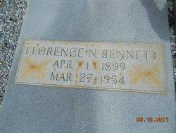Florence N. <i>Nelson</i> Bennett