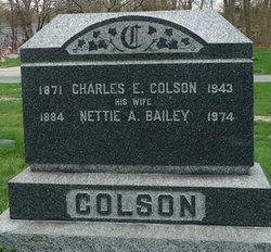 Nettie A. <i>Bailey</i> Colson