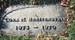 Cora M. Breitenstein