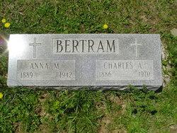 Anna M. <i>St.Clair</i> Bertram