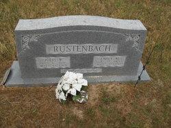 Emily M. <i>Young</i> Rustenbach