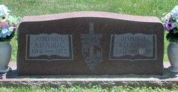Josephine Jeanette <i>George</i> Adamic