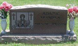 Frances Agnes Adamic