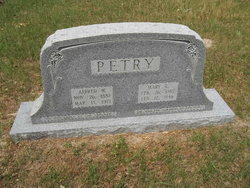 Mary Katherine <i>Baulig</i> Petry