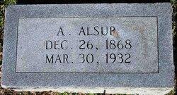 Algernon J Alsup