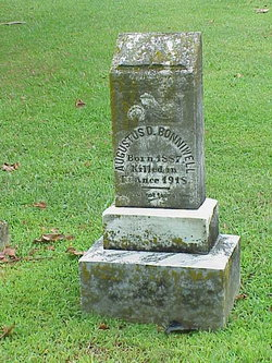 Augustus Drummond Gus Bonniwell