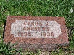 Cyrus J Andrews
