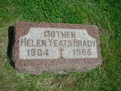 Helen <i>Yeats</i> Brady