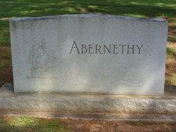 Thelma <i>Swearngen</i> Abernethy