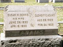 Clement C Adams