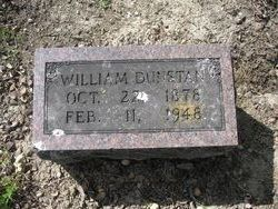 William Dunstan