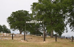 Chinese Camp Cemetery