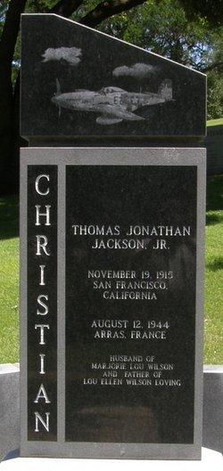 Thomas Jonathan Jackson Christian, Jr