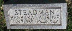 Laurine Steadman