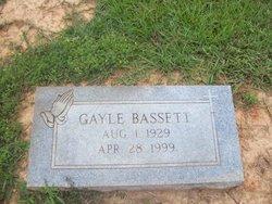 Gayle <i>Hutson</i> Bassett