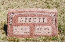 Georgie Beulah <i>Clem</i> Abbott