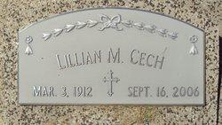 Lillian Marie <i>Sedlacek</i> Cech