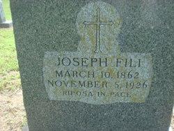 Joseph Carl Fili