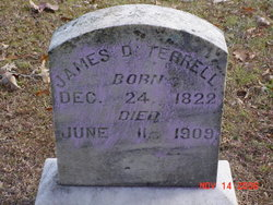 James Danielly Terrell