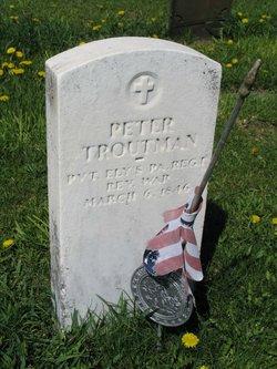 Peter Troutman