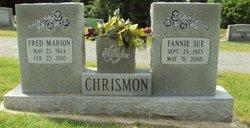 Fannie Sue <i>Durham</i> Chrismon
