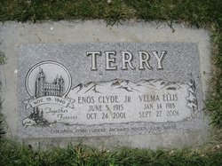 Enos Clyde Terry, Jr