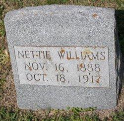 Nettie Eudora <i>Foster</i> Williams