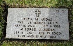 Troy Murle Audas