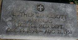 Luther Eli Abbott