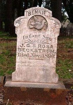 Ben Bennie Beckstrum