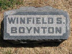 Winfield S Boynton