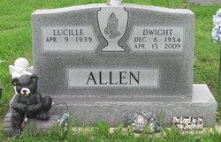 Dwight Bud Allen
