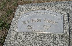 Albert George Bert Ammons