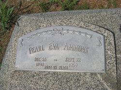 Pearl Eva <i>Armstrong</i> Ammons