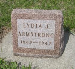 Eliza Jane Lydia <i>Wilder</i> Armstrong