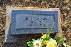 Julie A. <i>Swanson</i> Adams