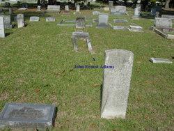 John Ernest Adams
