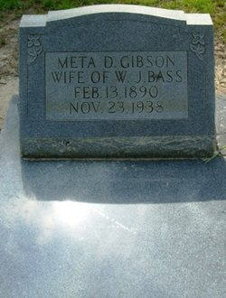 Meta Dowling <i>Gibson</i> Bass