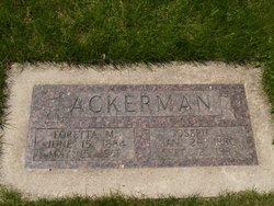 Joseph J Ackerman