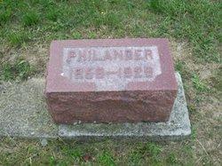 Philander Morris